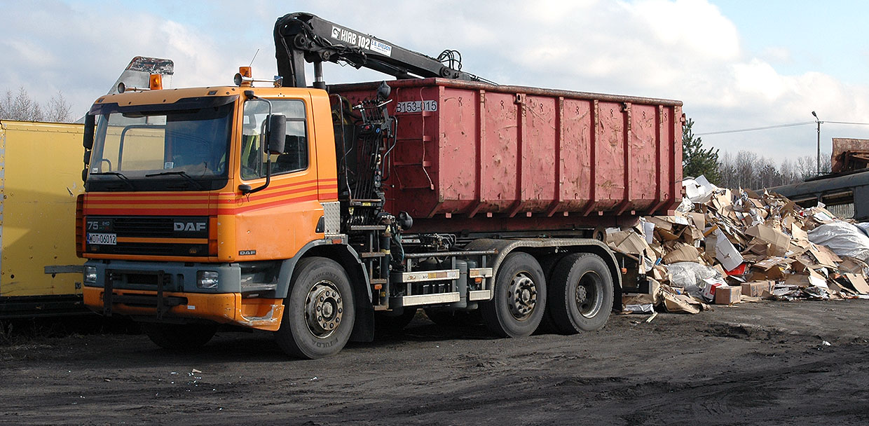 TRANSPORT KONTENEROWY DO 24 TON